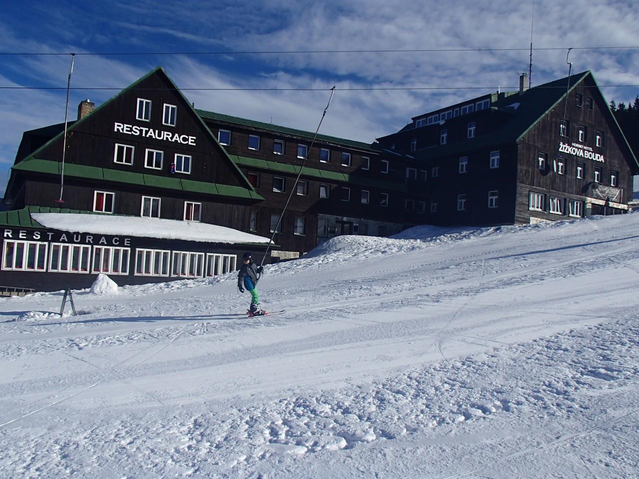 Ozdravný pobyt v Peci pod Sněžkou