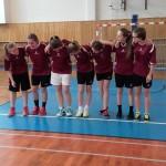 Družstvo starších dívek